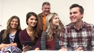 Bringing Up Bates - Bates Family Live: A New Courtship