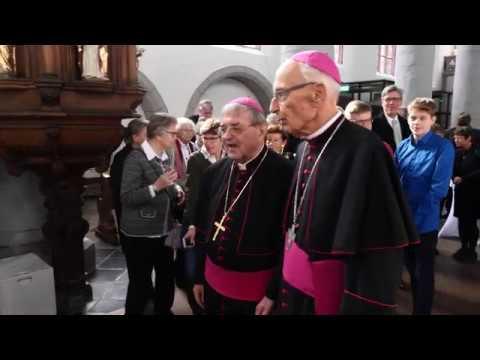 Bischofsjubiläen von Bischof em. Dr. Heinrich Mussinghoff und Weihbischof em. Dr. Gerd Dicke