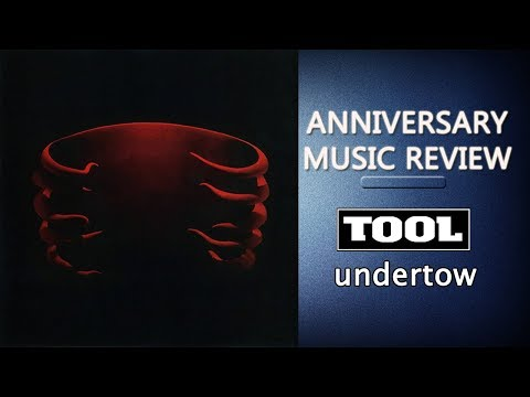 Tool - Undertow (1993) ANNIVERSARY REVIEW