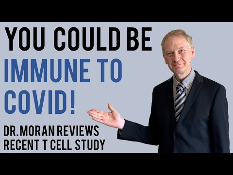 COVID 19 Immunity Research. You could be IMMUNE to COVID