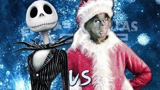 Jack Skeleton vs El Grinch. Épicas Batallas de Rap del Frikismo | Keyblade