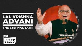 LK Advani: The Architect of Hindutva Politics | Rare Interviews | Crux Files