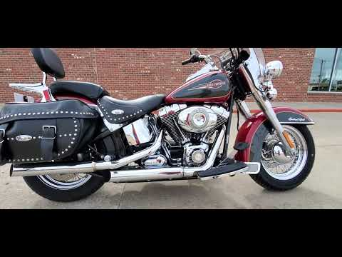 2007 Harley-Davidson Heritage Softail® Classic in Ames, Iowa - Video 1
