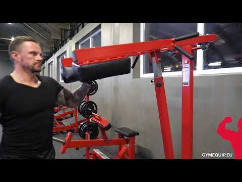 Gymequip.eu | Standing Calf Raise Machine O3