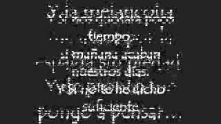 Chayane- Si Nos Quedara Poco Tiempo (Letra).wmv