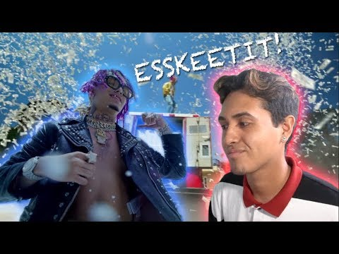 From 0 To Superstar! Lil Pump - ESSKEETIT (Official Music Video) Reaction!