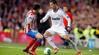Cristiano Ronaldo 2012/13 -Dribbling/Skills/Runs- |HD|