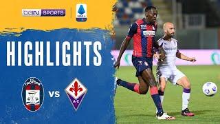 Crotone 0-0 Fiorentina Pekan 38