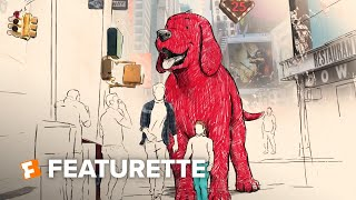 Movieclips Trailers Clifford the Big Red Dog Featurette - Book to Screen (2021) anuncio