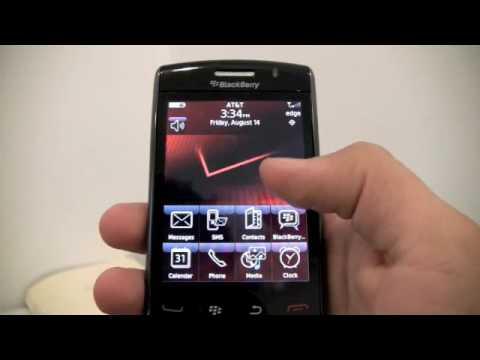 Blackberry Storm 2 9550 (Odin) NEW RIM Smartphone