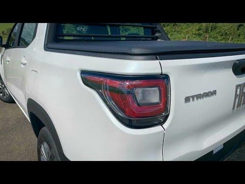 Nova Fiat Strada 2021 Cabine Dupla e Cabine Simples: Vejam Preços, versões, consumo e Ficha técnica