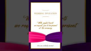 Indian Wedding Digital Invitation Cards - Weddingdoers