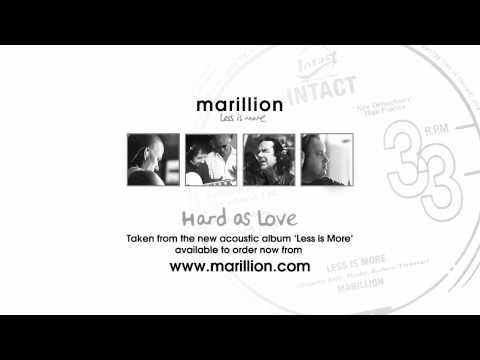 Marillion 'Hard As Love'