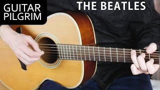 How to play  ANNA (Go To Him) The Beatles