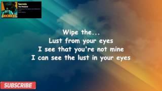 The Weeknd   Secrets  Lyrics