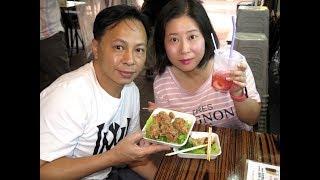 兩公婆食在香港 ~ 荃灣區搵野食 ~ 玉子燒、新意餃、熊茶雪糕、麵道
