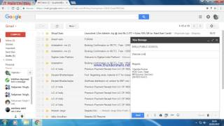 How to send link in Gmail