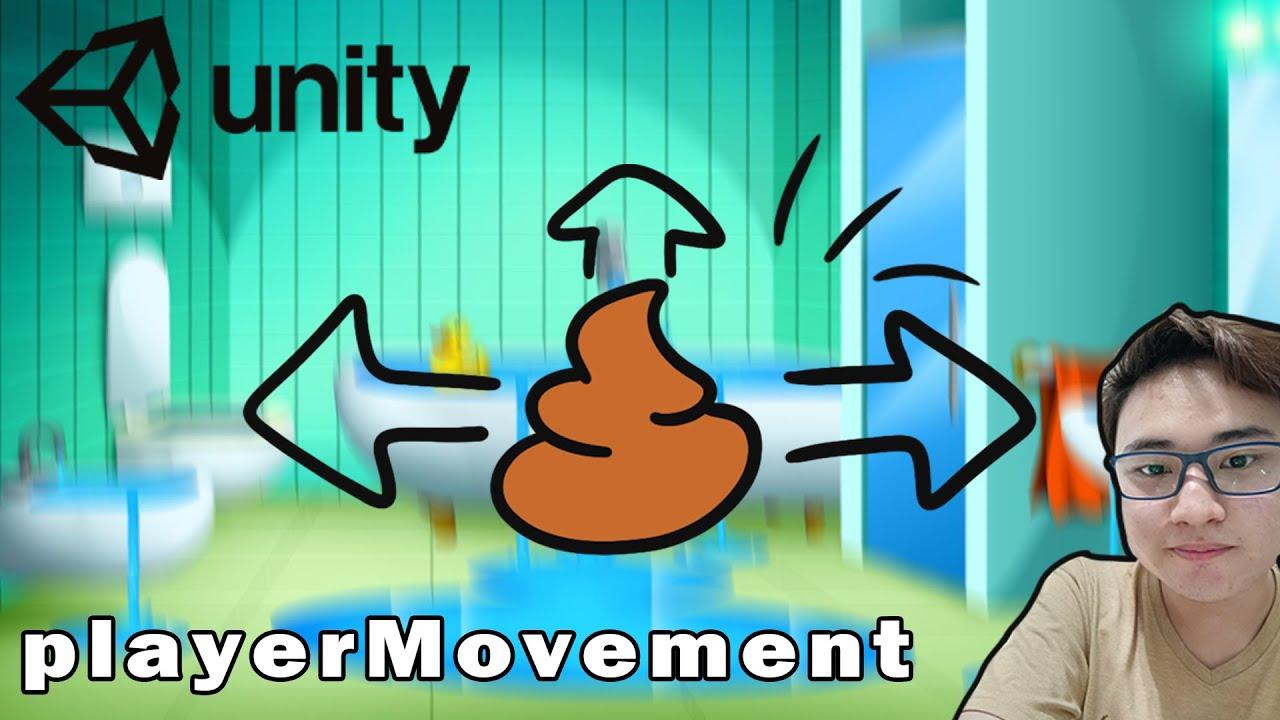Cara membuat game dari Unity - jalan kiri kanan lompat - Tutorial Unity Indonesia