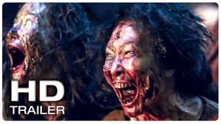 TRAIN TO BUSAN 2 PENINSULA Official Trailer #1 (NEW 2020) Zombie Movie HD