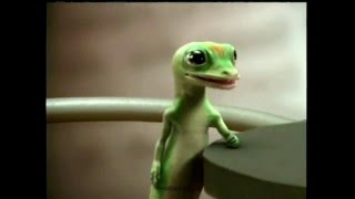 Six Geico Insurance Commercials from 2002 / 2004.