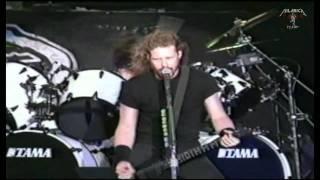 Metallica - RARE VIDEO - Sanitarium -  Milton Keynes UK 1993