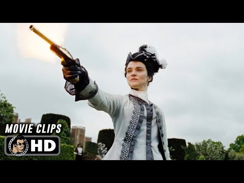 THE FAVOURITE Clips + Trailer (2018) Emma Stone