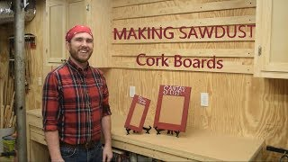 Make Your Own Cork Boards