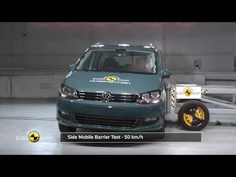 NCAP: SEAT Alhambra