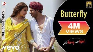 Butterfly Full Video - Full Song Video   Anushka   Shah Rukh   Pritam