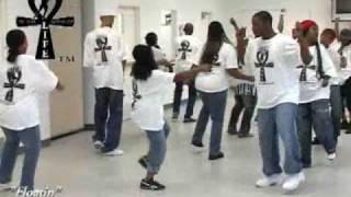 "Step  / Line Dance - Charlie Wilson ""Floatin"""