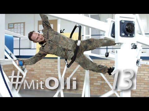 Mit Olli - zum Traumberuf Pilot, Teil 3 in Königsbrück - Bundeswehr