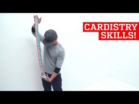 Amazing Cardistry Skills