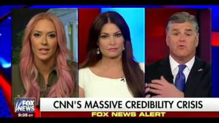 Recording Artist and Trump Supporter Kaya Jones First Appearance on Fox News