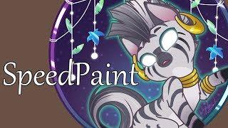 MLP Speedpaint - Zecora Dream Ring