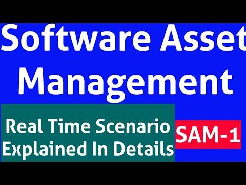 Software Asset Management | SAM Pro | ServiceNow Software ...