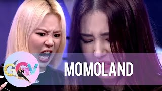 Vice Ganda treats Momoland to classic Filipino dishes.  Subscribe to the ABS-CBN Entertainment channel! - http://bit.ly/ABS-CBNEntertainment  Watch your favorite Kapamilya shows LIVE! Book your tickets now at http://bit.ly/KTX-GandangGabiVice  Watch the full episodes of Gandang Gabi Vice on TFC.TV   http://bit.ly/GGV-TFCTV and on iWant for Philippine viewers, click:  http://bit.ly/GGV-iWant  Visit our official websites! ang di https://entertainment.abs-cbn.com/tv/shows/ggv/main http://www.push.com.ph  Facebook: http://www.facebook.com/ABSCBNnetwork Twitter: https://twitter.com/ABSCBN  Instagram: http://instagram.com/abscbn  #GandangGabiVice #MomolandOnGGV #GGVonline