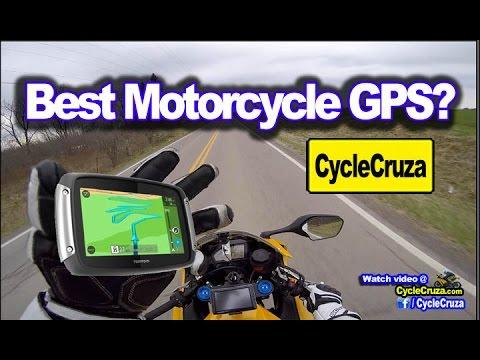 Best Motorcycle GPS? Top 3 Motorcycle GPS Units | MotoVlog