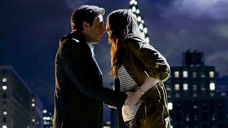 Amy And Rory Jump - The Angels Take Manhattan - Doctor Who - BBC