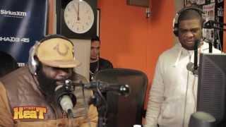 Ar-Ab Spitting Bars On The Kay Slay Show on Shade 45 Sirius XM Radio