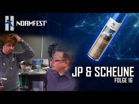 Folge 16: JP & Scheune - Schweißschutzspray im Test