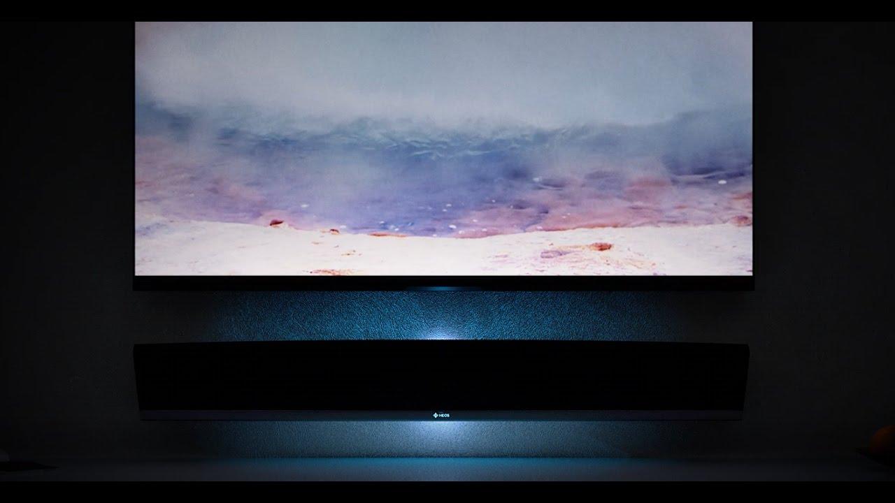 denon denon heos home cinema soundbar wireless subwoofer quantum av. Black Bedroom Furniture Sets. Home Design Ideas