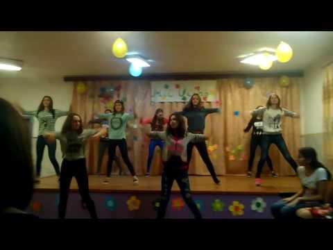 """Танец 11 класса """"ПАТИМЕЙКЕР"""""""
