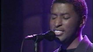 Babyface - The Day live Keenen Ivory Wayans Show 1997