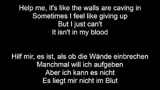 Shawn Mended  In My Blood | Lyrics+ German Translation