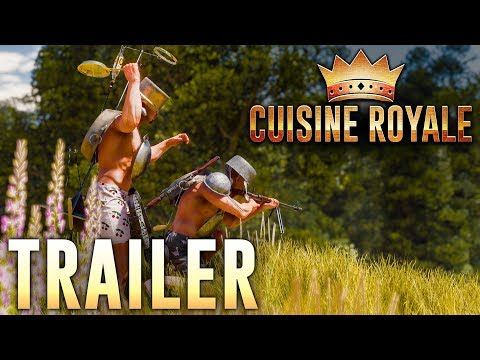 Cuisine Royale Gameplay Trailer