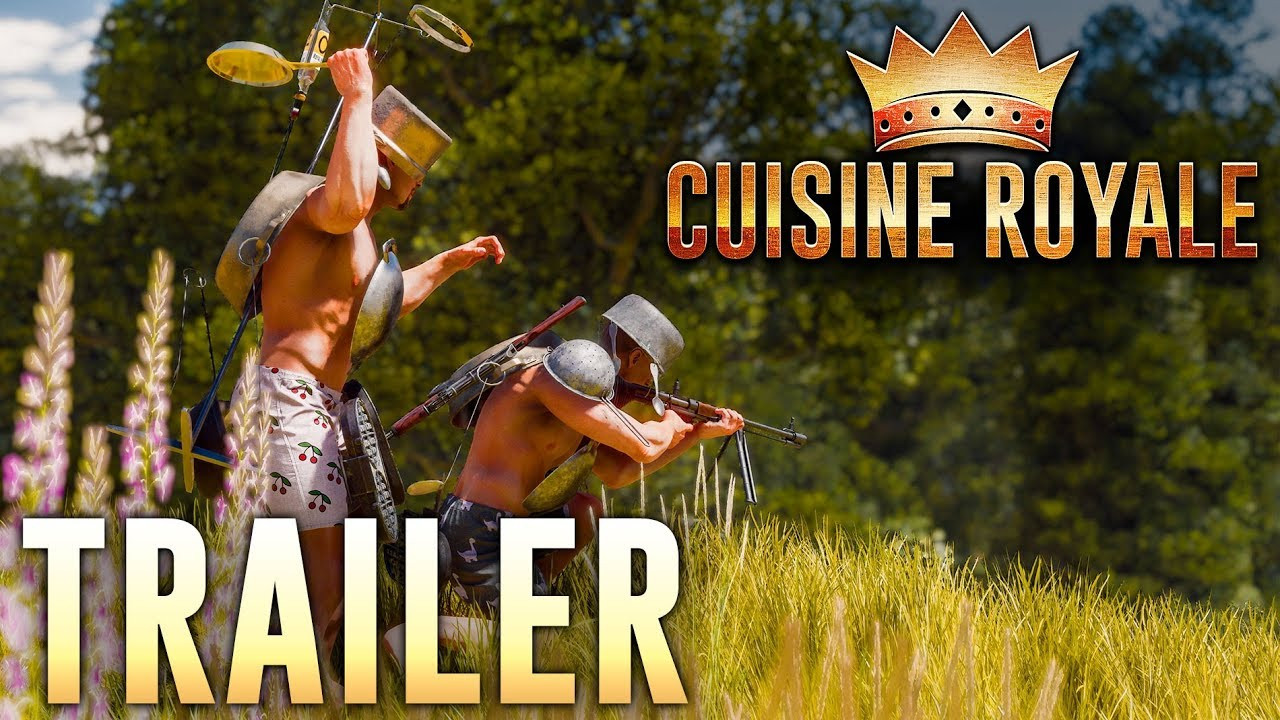 Cuisine Gameplay Cuisine Royale Gameplay Trailer System Requirements