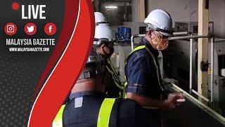 MGTV LIVE : Rosol Wahid Mengadakan Lawatan Dan Pemeriksaan Bekalan Gula di Kilang Gula CSR