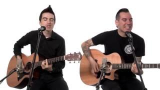 Anti-Flag 'Brandenburg Gate' in studio for NP Music