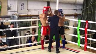 Supremacy Amateur League IV - Akram Ashirov vs José Arraya