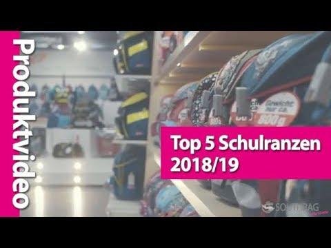 Top 5: Die besten Schulranzen der Saison 2018/2019